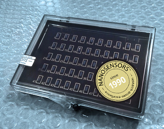 NANOSENSORS™ is celebrating its 25th anniversary this year