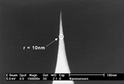 SuperSharpSilicon™ AFM Tip
