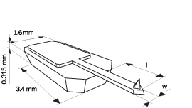 schema of the cantilever