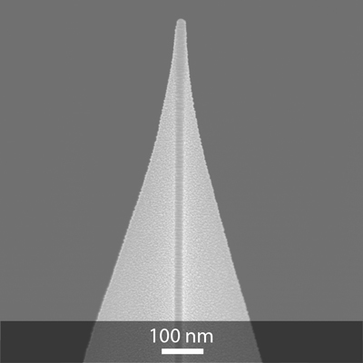 Opus Tips Conductive Platinum Pt Coated AFM Tip